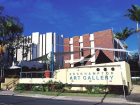 Rockhampton Art Gallery - Accommodation Gold Coast