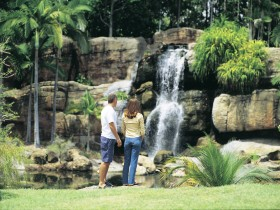 Kershaw Gardens - Accommodation Gold Coast