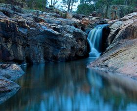 Gooram Falls - Accommodation Gold Coast