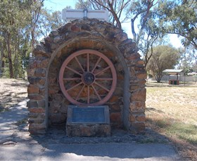 Jindera Pioneer Cairn - Accommodation Gold Coast