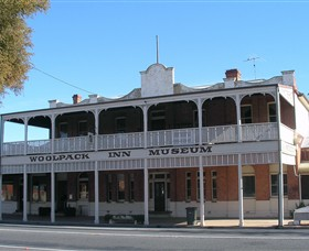 Woolpack Inn Museum - Accommodation Gold Coast