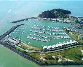 Keppel Bay Marina - Accommodation Gold Coast