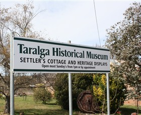 Taralga Historical Society Museum - Accommodation Gold Coast