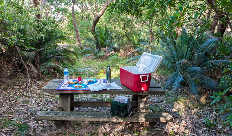 Little Llangothlin picnic area - Accommodation Gold Coast