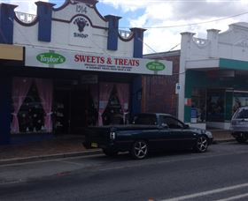 Taylors Sweets and Treats - Accommodation Gold Coast