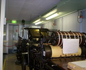 Queanbeyan Printing Museum - Accommodation Gold Coast