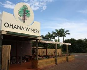 Ohana Winery and Exotic Fruits - Accommodation Gold Coast