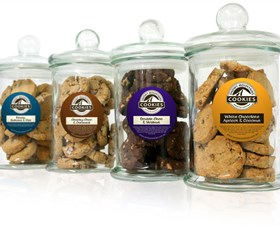 Snowy Mountains Cookies - Accommodation Gold Coast
