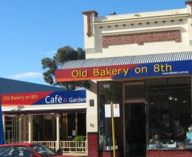 The Old Bakery on Eighth Cafe - Accommodation Gold Coast