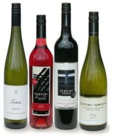 Tertini Wines - Accommodation Gold Coast
