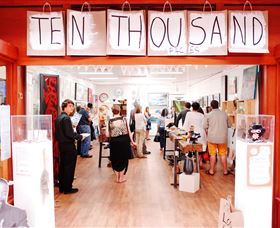 Ten Thousand Paces Gallery - Accommodation Gold Coast