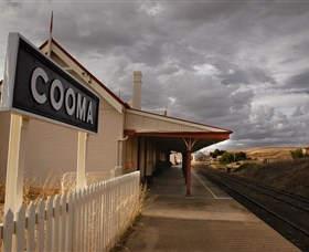 Cooma Monaro Railway - Accommodation Gold Coast