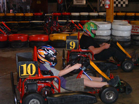 Indoor Kart Hire O'Connor - Accommodation Gold Coast