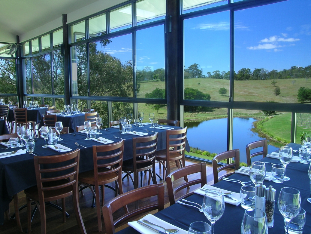 Ocean View Estates Winery and Restaurant - Accommodation Gold Coast