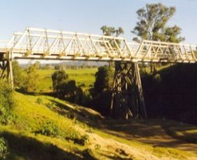 Vacy Bridge over Paterson River - Accommodation Gold Coast