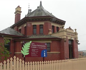 Yarram Courthouse Gallery Inc - Accommodation Gold Coast