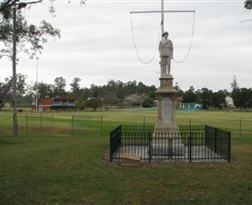 Ebbw Vale Memorial Park - Accommodation Gold Coast