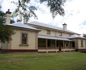 Paterson Historical Court House Museum - Accommodation Gold Coast