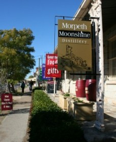 Morpeth Wine Cellars and Moonshine Distillery - Accommodation Gold Coast