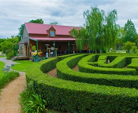 Amazement Farm and Fun Park / Cafe and Farmstay Accommodation - Accommodation Gold Coast