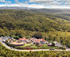 Brisbane Lookout Mount Coot-tha - Accommodation Gold Coast