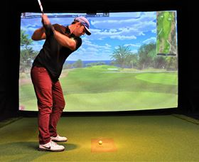Par-Tee Virtual Golf - Accommodation Gold Coast