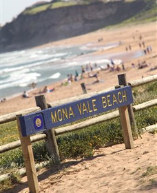 Mona Vale Beach - Accommodation Gold Coast