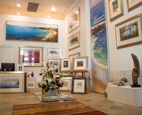 Neale Joseph Fine Art Gallery - Accommodation Gold Coast