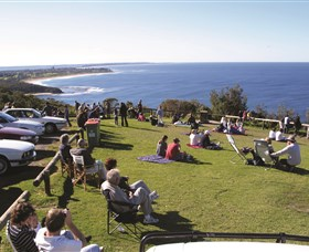 Crackneck Point Lookout - Accommodation Gold Coast