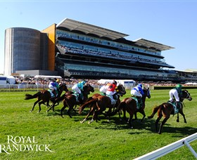 Royal Randwick Racecourse - Accommodation Gold Coast