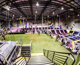 Bounce Inc Trampoline Park - Tingalpa - Accommodation Gold Coast