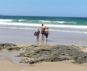 Shellharbour Beach - Accommodation Gold Coast