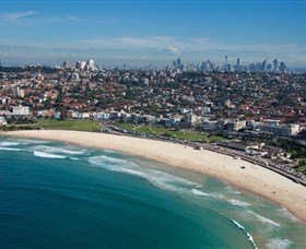 Bondi Beach - Accommodation Gold Coast