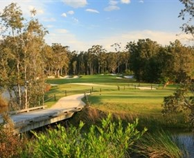Pacific Dunes Golf Club - Accommodation Gold Coast