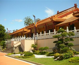 Chung Tian Temple - Accommodation Gold Coast