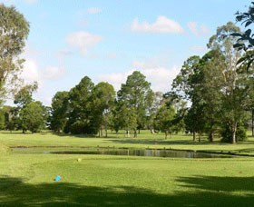 Casino Golf Club - Accommodation Gold Coast
