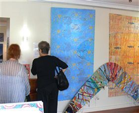 Jambama Art Gallery - Accommodation Gold Coast