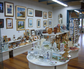 Ferry Park Gallery - Accommodation Gold Coast