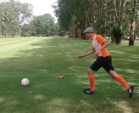 FootGolf at Teven Valley Golf Course - Accommodation Gold Coast