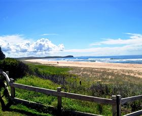Grants Beach Coastal Walk - Accommodation Gold Coast