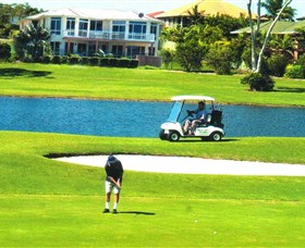 Emerald Downs Golf Course - Accommodation Gold Coast