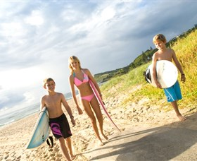 Ballina Surfing Beaches - Accommodation Gold Coast