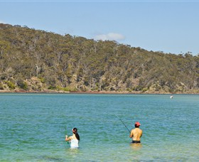 Pambula River Mouth - Accommodation Gold Coast