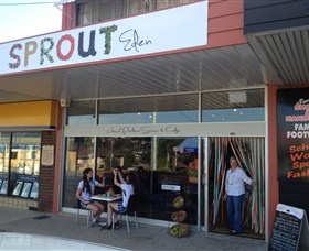 Sprout Eden - Accommodation Gold Coast