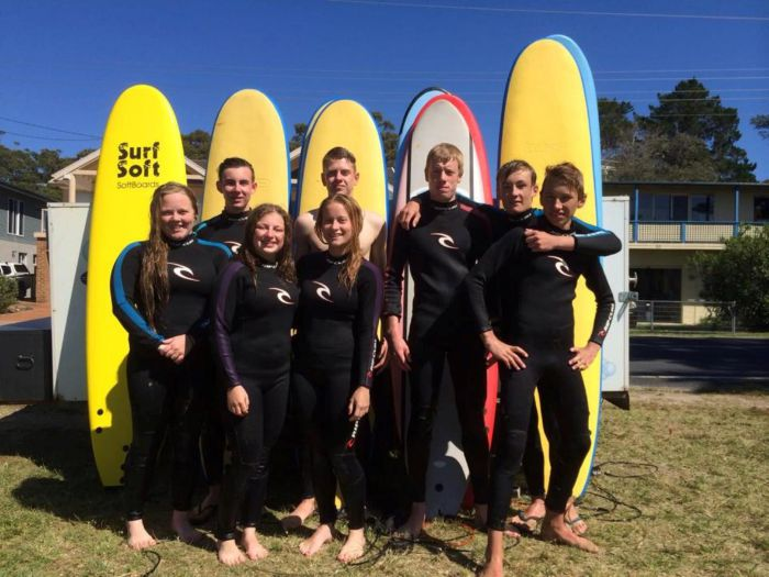 Broulee Surf School - Accommodation Gold Coast