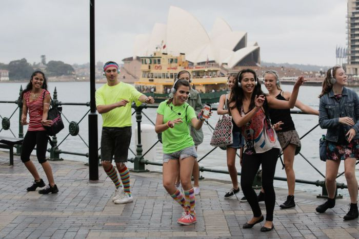Silent Disco Tours Sydney - Accommodation Gold Coast