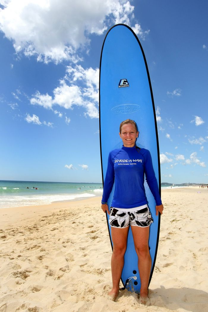 Go Ride A Wave Surfers Paradise - Accommodation Gold Coast