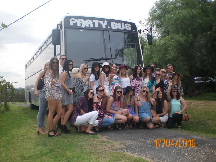 R  R Bus and Leisure Hire - Accommodation Gold Coast