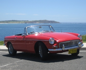 Vintage  Classic Car Hire - Accommodation Gold Coast