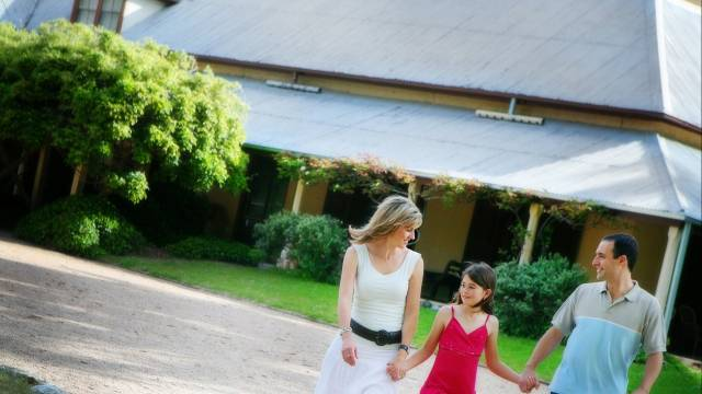 Lanyon Homestead - Accommodation Gold Coast
